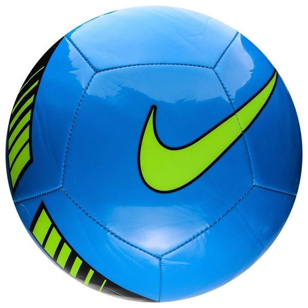 3660855829878 Nike Ballon Pitch Training - Bleu/Bleu Marine/Jaune Fluo | www ...