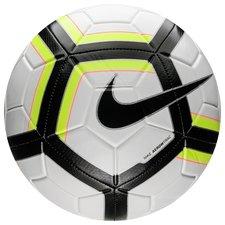 Image of   Nike Fodbold Team Strike - Hvid/Neon/Sort