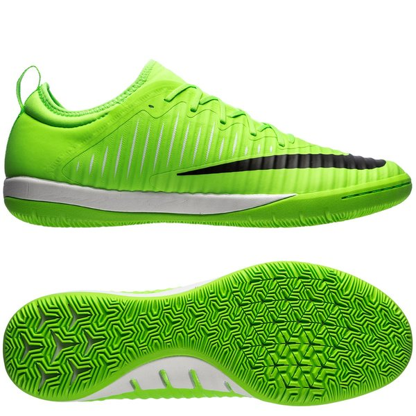 new arrivals 1bc33 76a78 Nike MercurialX Finale II IC Radiation Flare - Flash Lime ...