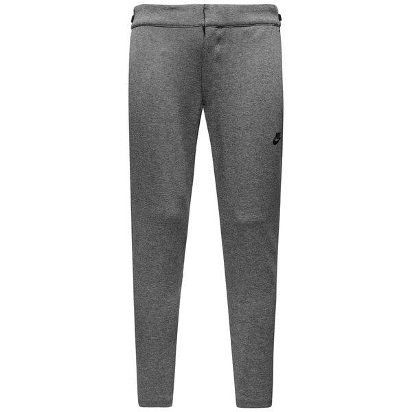 nike jogginghose tech fleece cropped grau www. Black Bedroom Furniture Sets. Home Design Ideas
