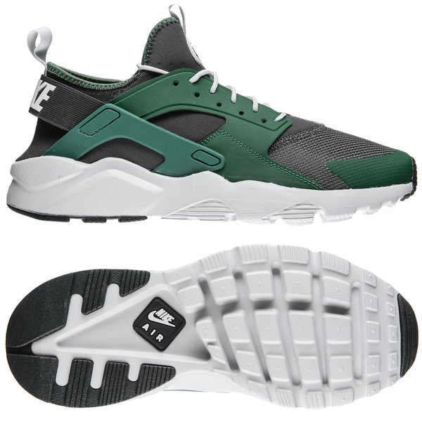 look for sports shoes presenting closeout nike huarache grün and schwarz 27b94 f3ff9