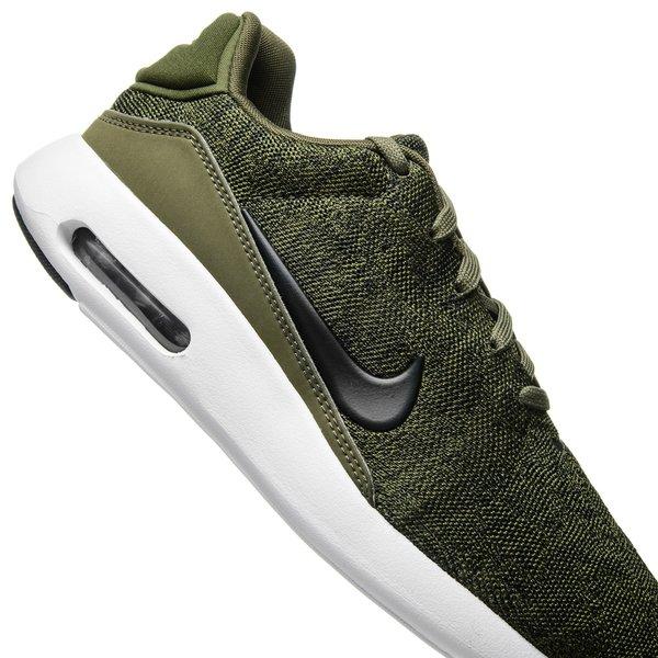Nike Air Max Modern Flyknit GrünSchwarzWeiß