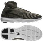 Nike Lunar Magista II Flyknit - Vert/Blanc