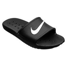 Nike Sandal Kawa Shower - Sort/Hvit
