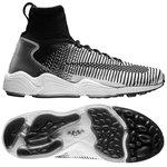 Nike F.C. Zoom Mercurial XI Flyknit - Schwarz/Weiß