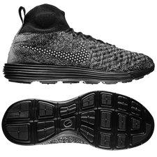 Nike Lunar Magista II Flyknit FC - Zwart/Wit