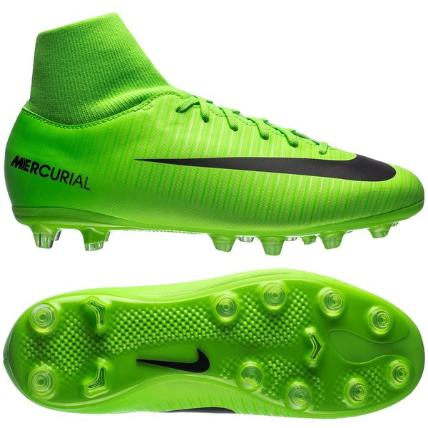 Nike Mercurial Victory VI DF AG-PRO Radiation Flare - Electric Green ... b7f4c2e92ecd5