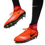 Nike Magista Obra II SG-PRO Anti-Clog Radiation Flare - Orange/Noir