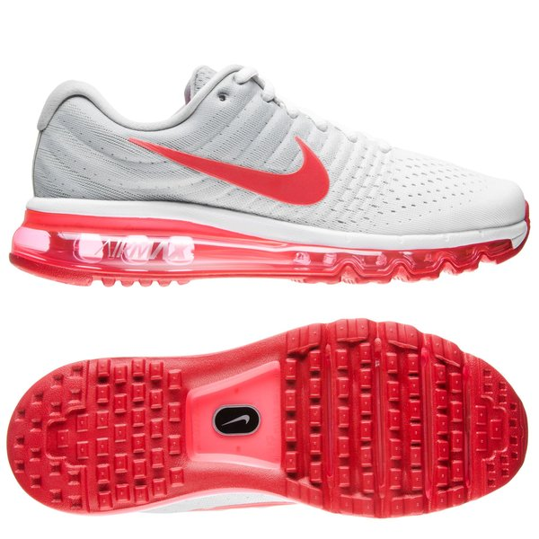 low priced b57de dd69c Nike Air Max 2017 - Wit Rood Grijs Kinderen 0