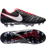Nike Tiempo Legend 6 FG Derby Days - Sort/Hvid/Rød LIMITED EDITION
