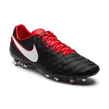 673082d0fb51 ... nike tiempo legend 6 fg derby days - black white university red limited  edition ...
