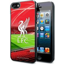 Liverpool - iPhone 5 / 5S Skal 3D
