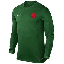 ishøj if - målmandstrøje grøn børn - fodboldtrøjer