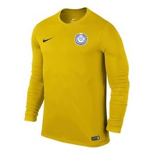 cik - målmandstrøje gul børn - fodboldtrøjer