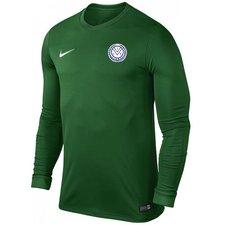 cik - måmandstrøje grøn børn - fodboldtrøjer