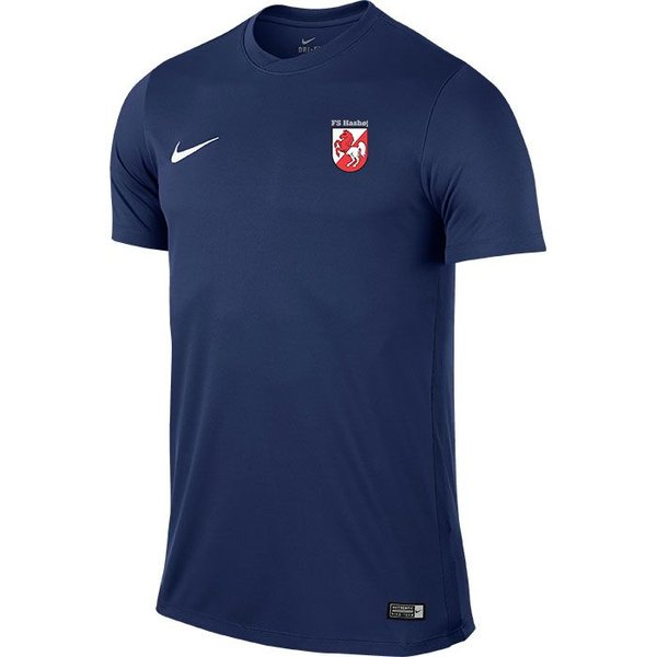 fs hashøj - udebane t-shirt navy - fodboldtrøjer