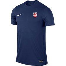 fs hashøj - udebane t-shirt navy børn - fodboldtrøjer