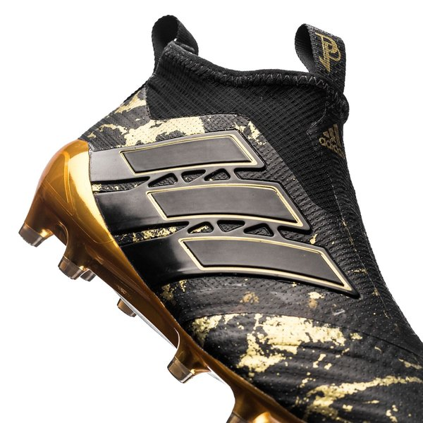 adidas ACE 17+ PureControl FGAG Pogba Capsule Collection ZwartGoud LIMITED EDITION