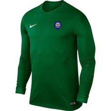 undløse bk - målmandstrøje grøn - fodboldtrøjer