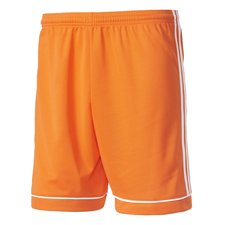 adidas Shorts Squadra 17 - Orange/Weiß