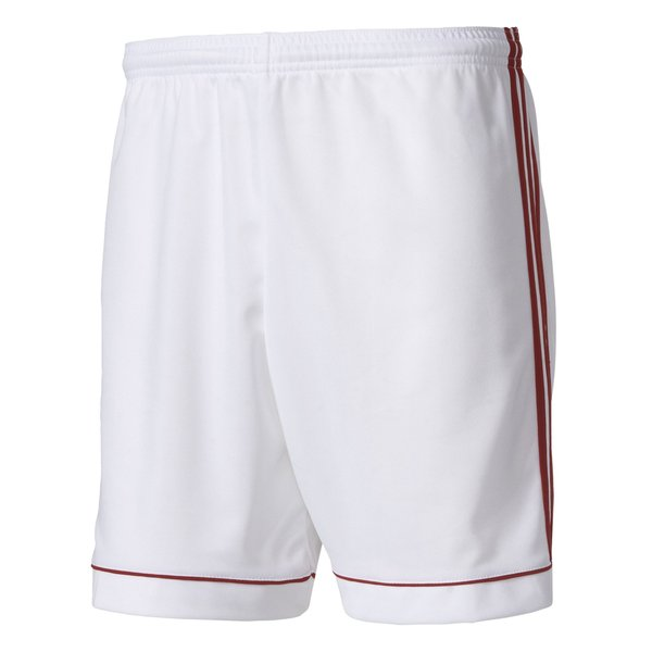 adidas Shorts Squadra 17 - Hvid/Rød Børn fra På Lager thumbnail