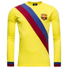 Barcelona Retro Udebanetrøje 1974/75 L/Æ
