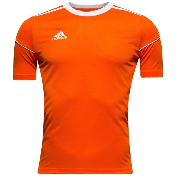 adidas Spilletrøje Squad 17 - Orange/Hvid Børn thumbnail