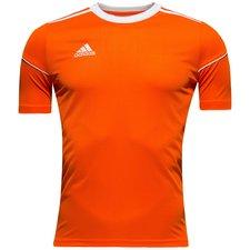 Image of   adidas Spilletrøje Squad 17 - Orange/Hvid Børn