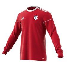 deportivo montecristo - målmandstrøje rød - fodboldtrøjer