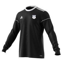 deportivo montecristo - målmandstrøje sort - fodboldtrøjer