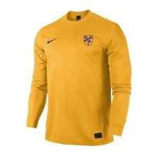 ølstykke fc - hjemmebanetrøje gul børn - fodboldtrøjer