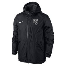 ølstykke fc - forårs-/efterårsjakke sort - jakker