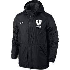 top scorer academy - forårs-/efterårsjakke sort børn - jakker