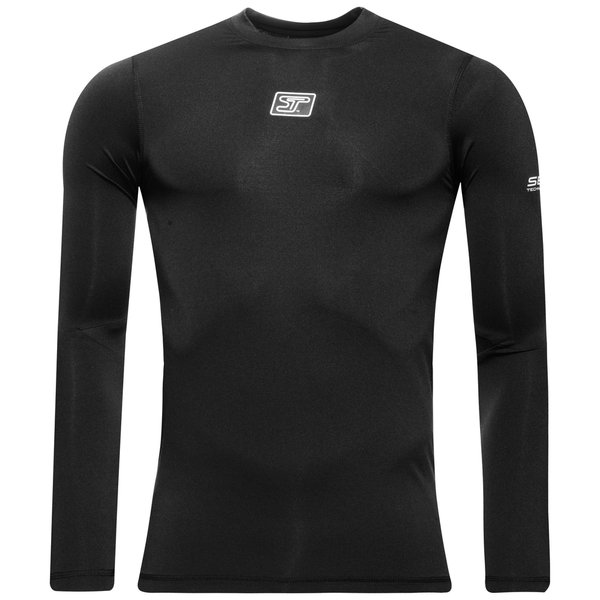 Sells Målmandstrøje Baselayer Excel - Sort thumbnail