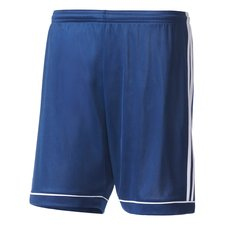adidas shorts squadra 17 - dark blue/white - shorts