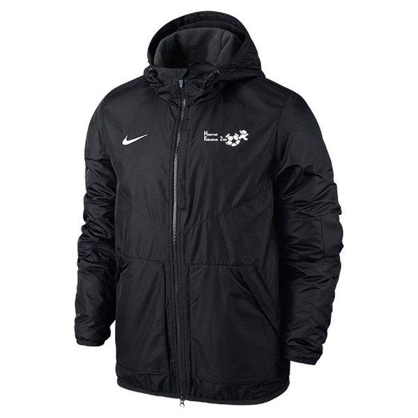 hf2000 - efterårs-/forårsjakke sort børn - jakker