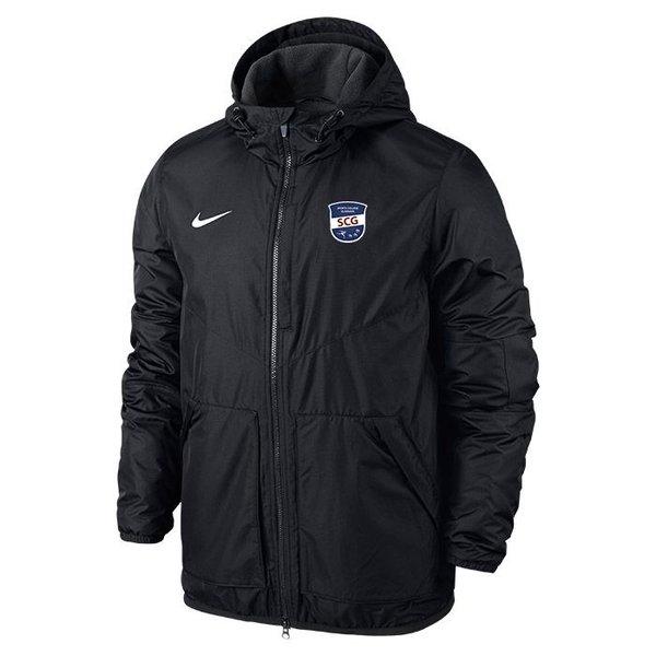 scg - efterårs-/forårsjakke sort - jakker