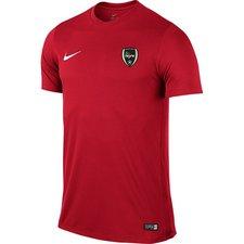 fc lejre - udebanetrøje rød børn - fodboldtrøjer