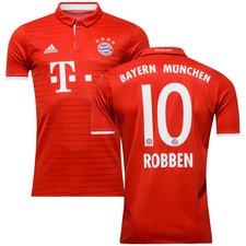 Bayern München Hjemmebanetrøje 2016/17 ROBBEN 10