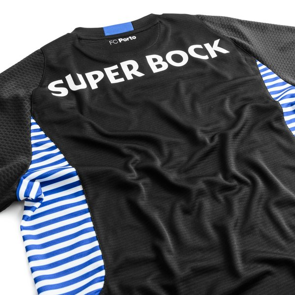 super popular 3f9e3 918a0 FC Porto Goalkeeper Shirt Black 2015/16 I. CASILLAS 12 | www ...
