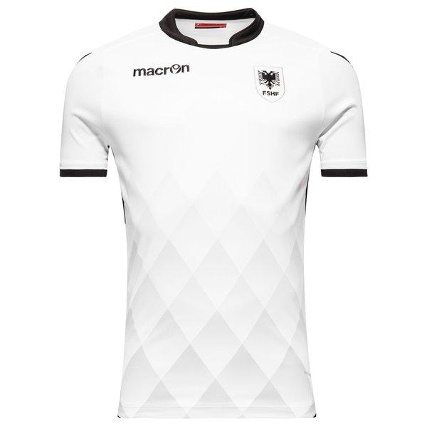 albanien udebanetrøje 2017/18 - fodboldtrøjer