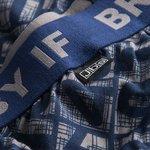 jbs underbukser 2-pack brøndby if - grå/blå børn - undertøj