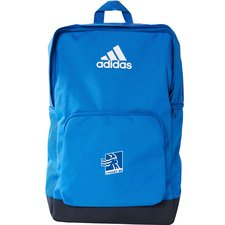 adidas backpack tiro - blue/collegiate navy/white - bags