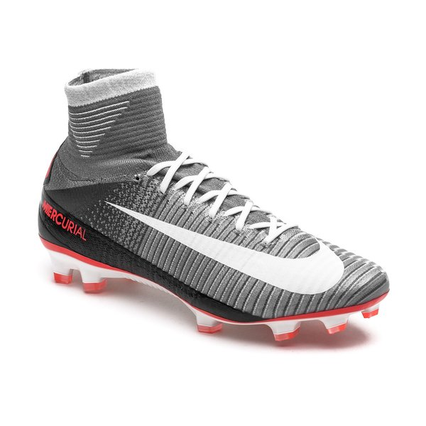 wholesale dealer f5262 d49be Nike Mercurial Superfly V FG Revolution - Wolf Grey/White ...