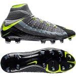 Nike Hypervenom Phantom 3 DF Revolution - Grå/Neon LIMITED EDITION