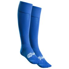 Unisport fodboldstrømperne er designet med komfort og ydeevnen i fokus. Den er udformet med henblik på, at sikre et tæt fit og derved den bedst mulige pasfor