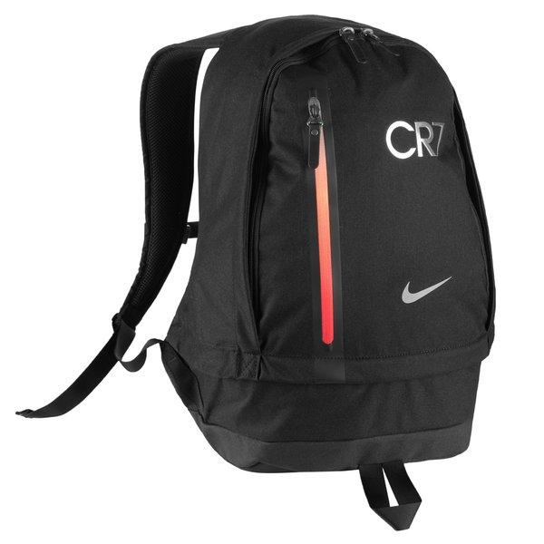 ea37878d Nike Ryggsekk Cheyenne CR7 Chapter 4 - Sort/Rød/Sølv | www ...