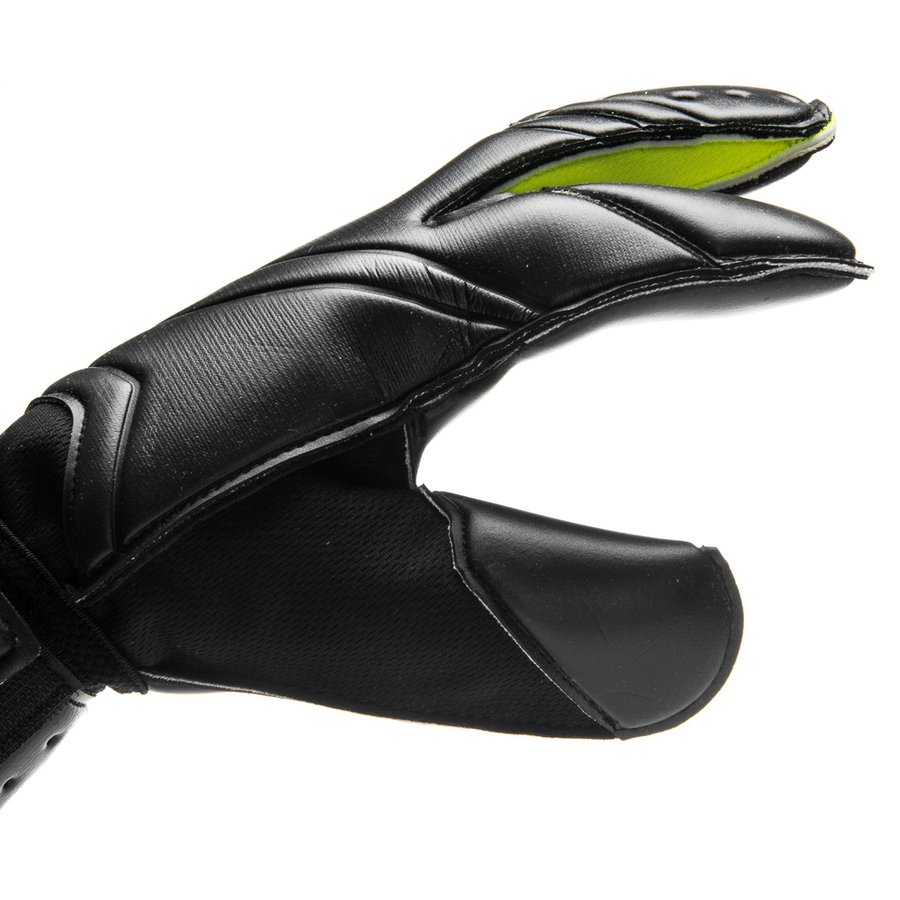 Nike Velcro Gloves: Nike Goalkeeper Gloves Vapor Grip 3 - Black