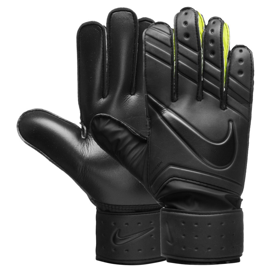 nike gants de gardien match fa noir. Black Bedroom Furniture Sets. Home Design Ideas