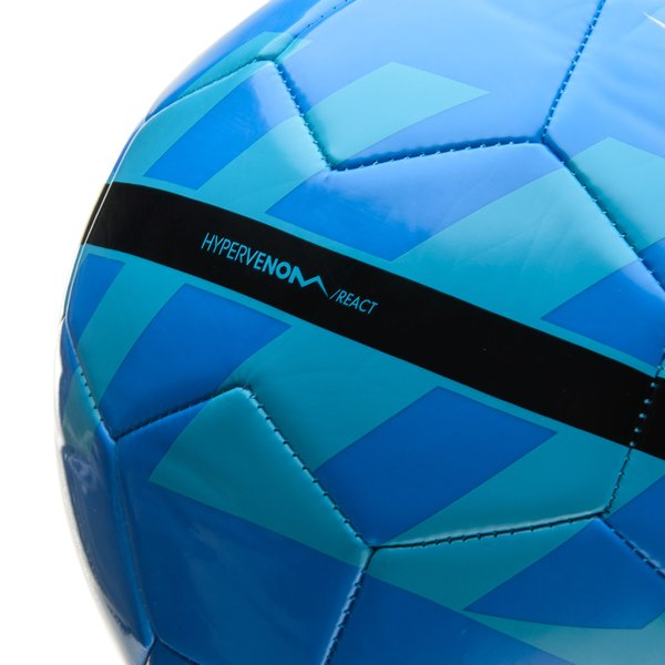 buy popular faa70 93735 Nike Football Hypervenom React Motion Blur - Blue/Black ...